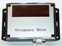 Capacity meter