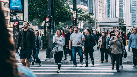 Counting pedestrians in the Smart City