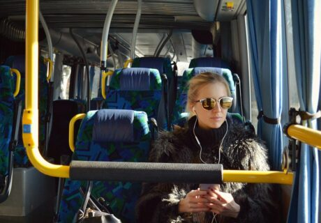 Bus occupancy – how many passengers are currently on this bus?