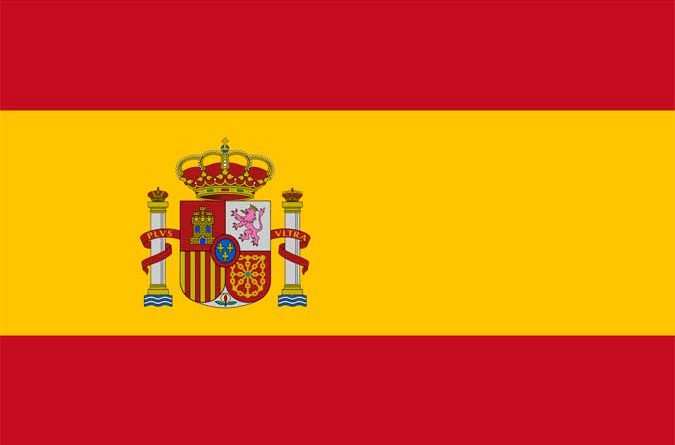 People counting spain