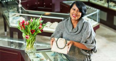 Measuring footfall increases jewellery sales