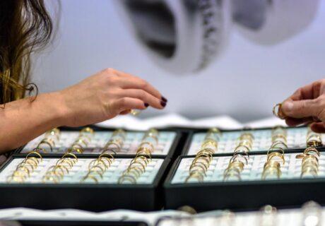Measuring footfall increases jewellery sales