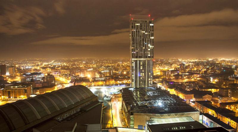 Manchester smart city
