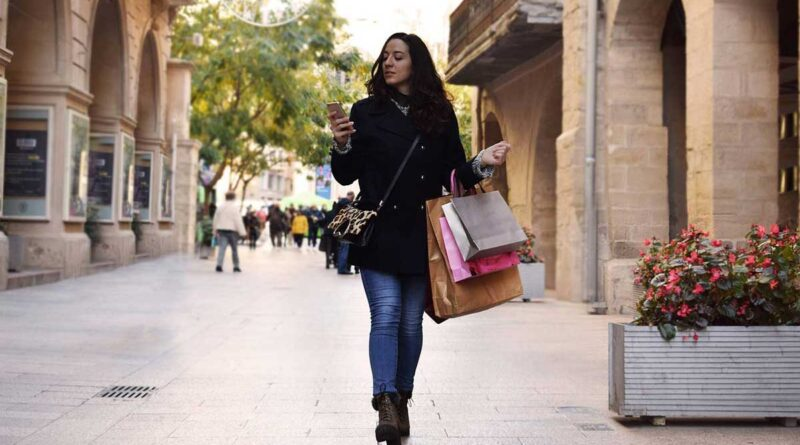 mobile phone tracking people footfall