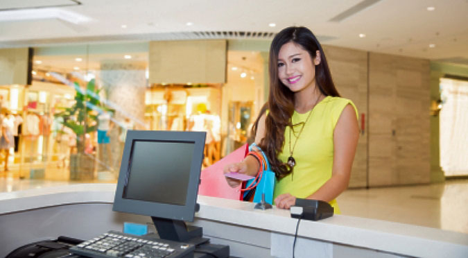 Count visitors and integrate POS data with footfall data