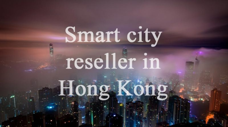 Smart city Hong Kong