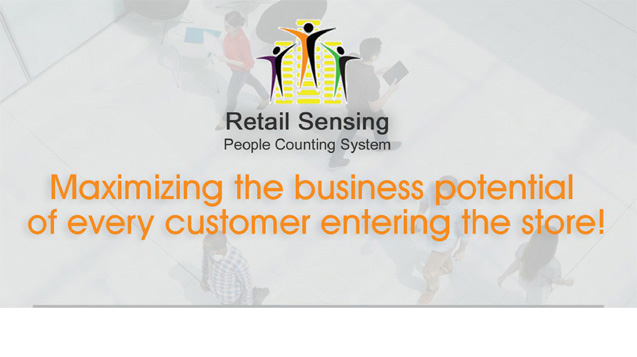 Improve retail performance with footfall analytics