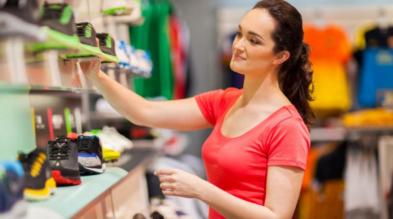 Increasing sales of sporting goods
