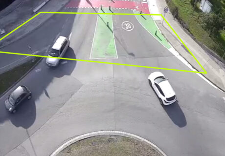 Spanish City counts Vehicles to improve Traffic Management System